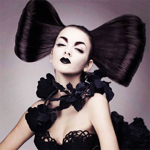 Haute Couture Hair: Hairstyles for The Rise of the Avant Garde ...